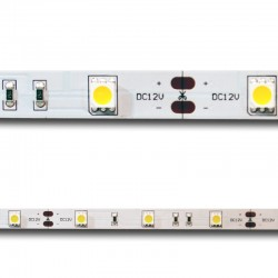 LED-Flexplatine 12V-DC, amber